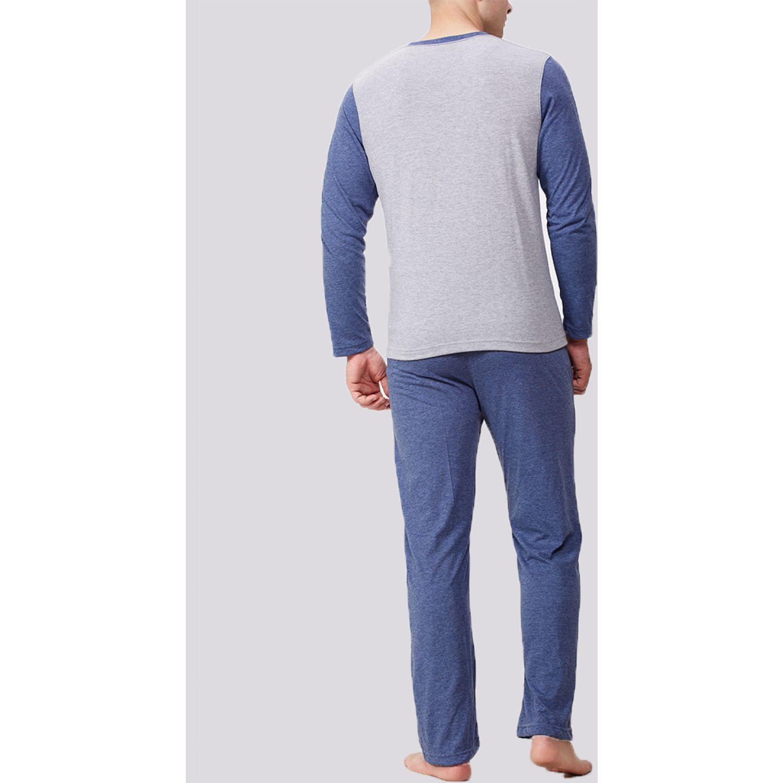 JOHN HOLDEN Pijama Polo+pant Alg Nwj217