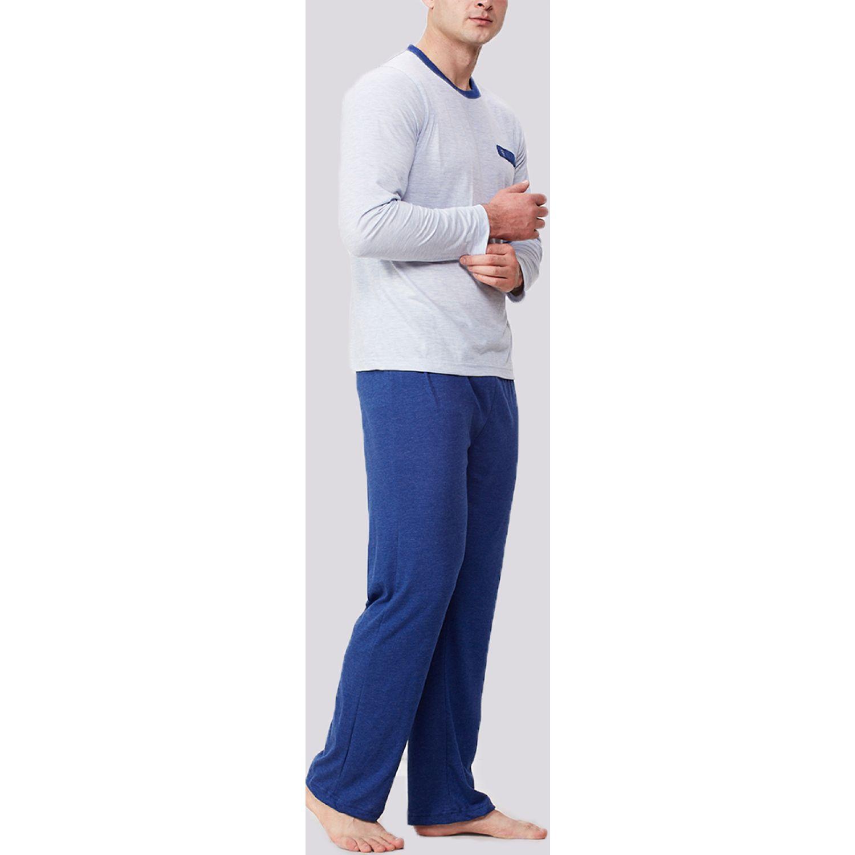 JOHN HOLDEN Pijama Polo+pant Alg Nwj218