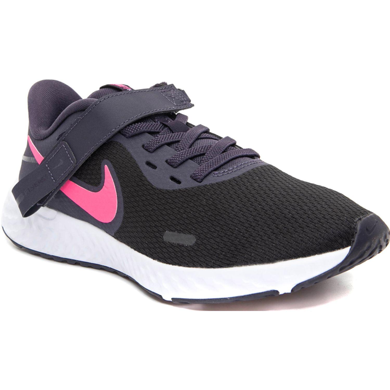 Nike Zapatilla Mujer Revolution 5 Flyease