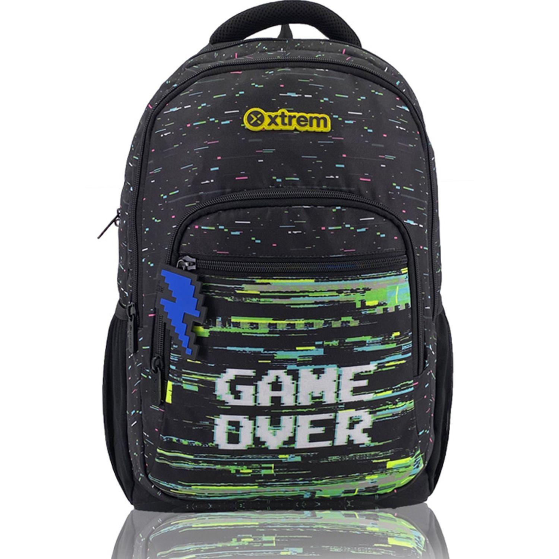 Xtrem Mochila Kenny 124 Backpack Game O.Blk
