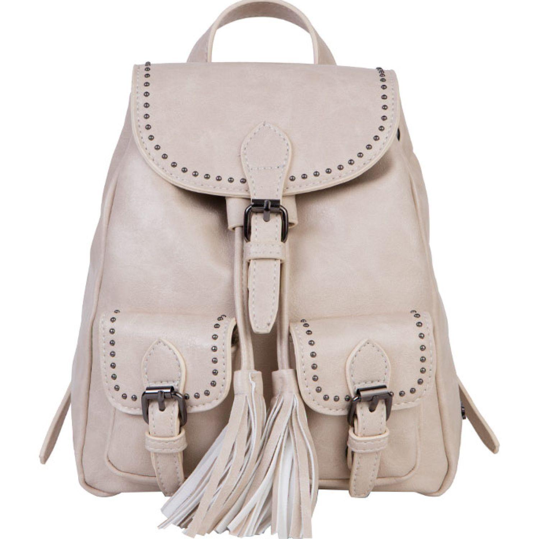Secret Mochila Nauru Ss21 Backpack S Bone