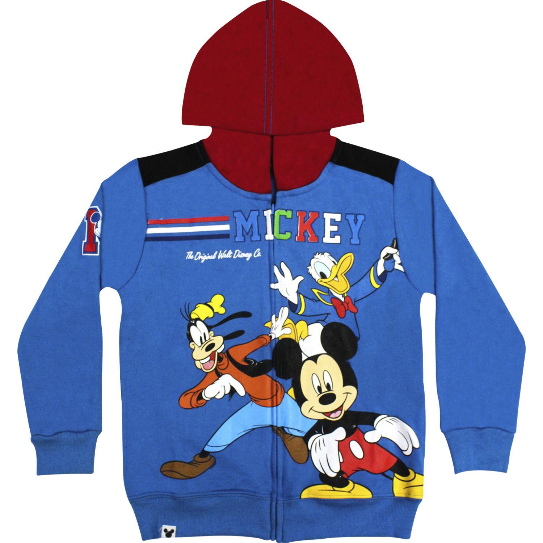 Mickey Mouse Casaca Moda