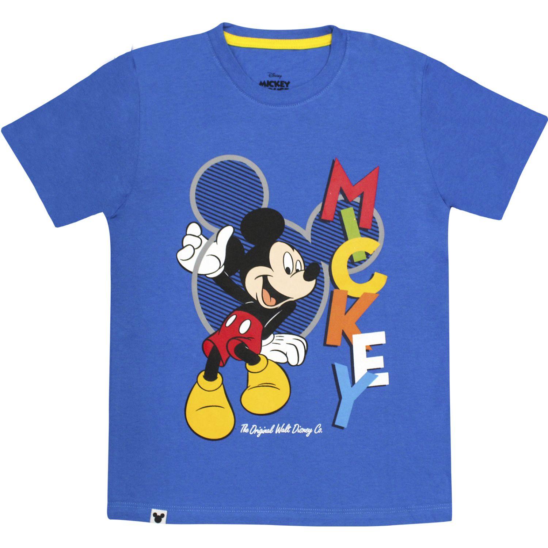 Mickey Mouse Polo Basico Mc