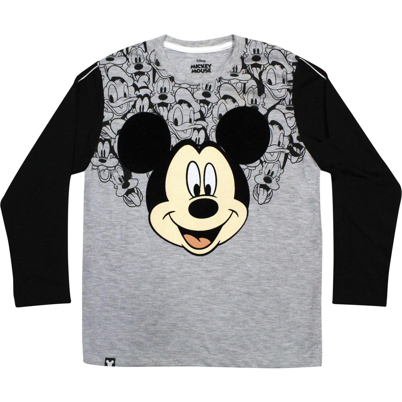 Mickey Mouse Polo Moda Ml