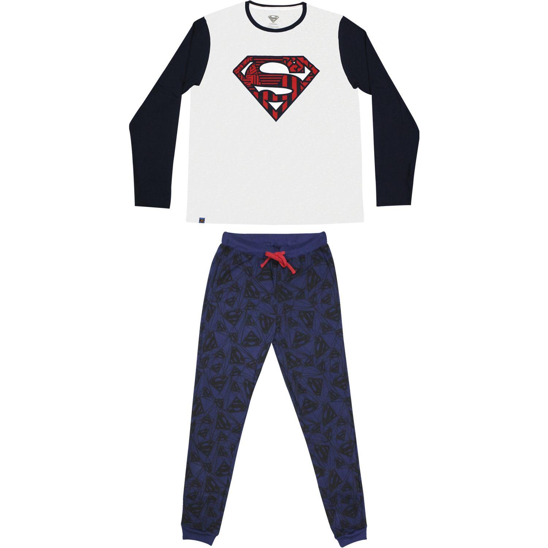 SUPERMAN Pijama Moda