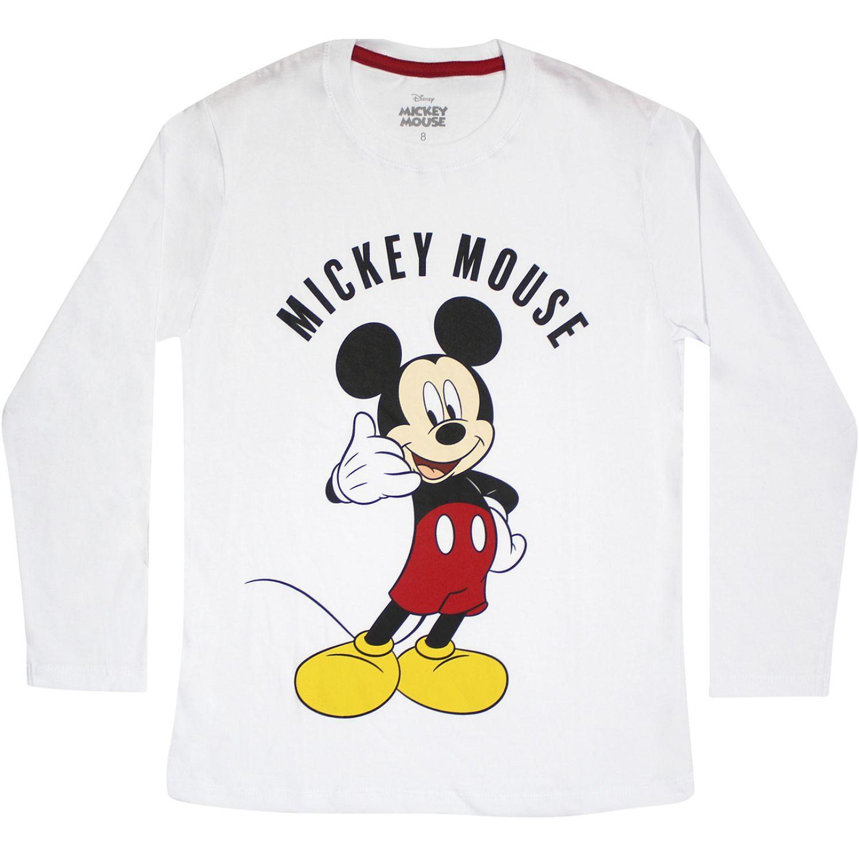 Mickey Mouse Polo Basico Ml