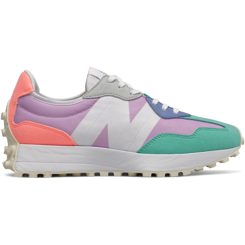 New Balance N.Balance Zapatillas Mujer 327 Multicolor