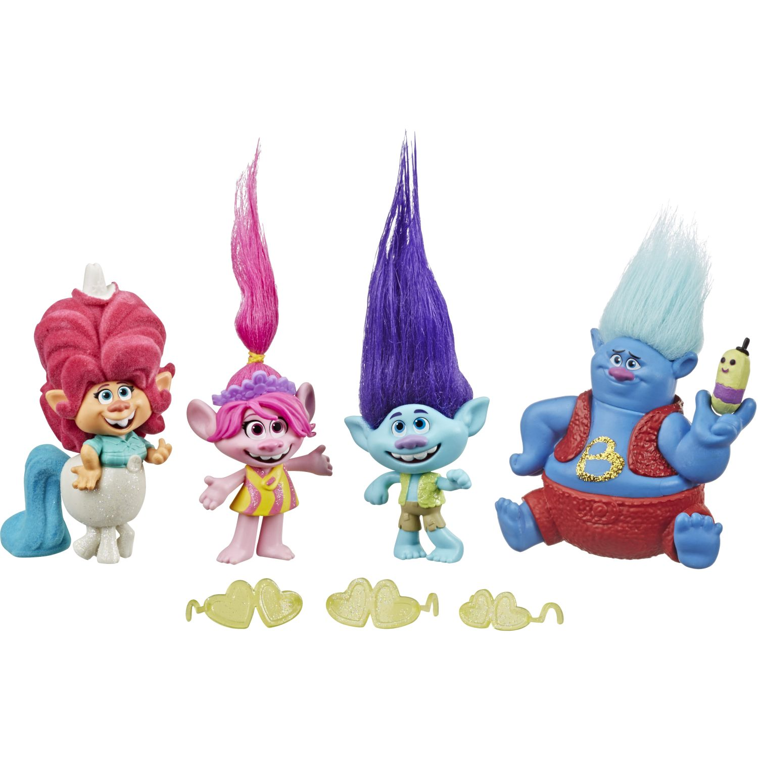 Trolls Trs Lonesome Flats Tour Pack