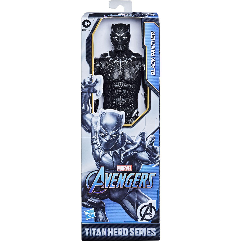 Avengers Avn Titan Hero Figure Black Panther