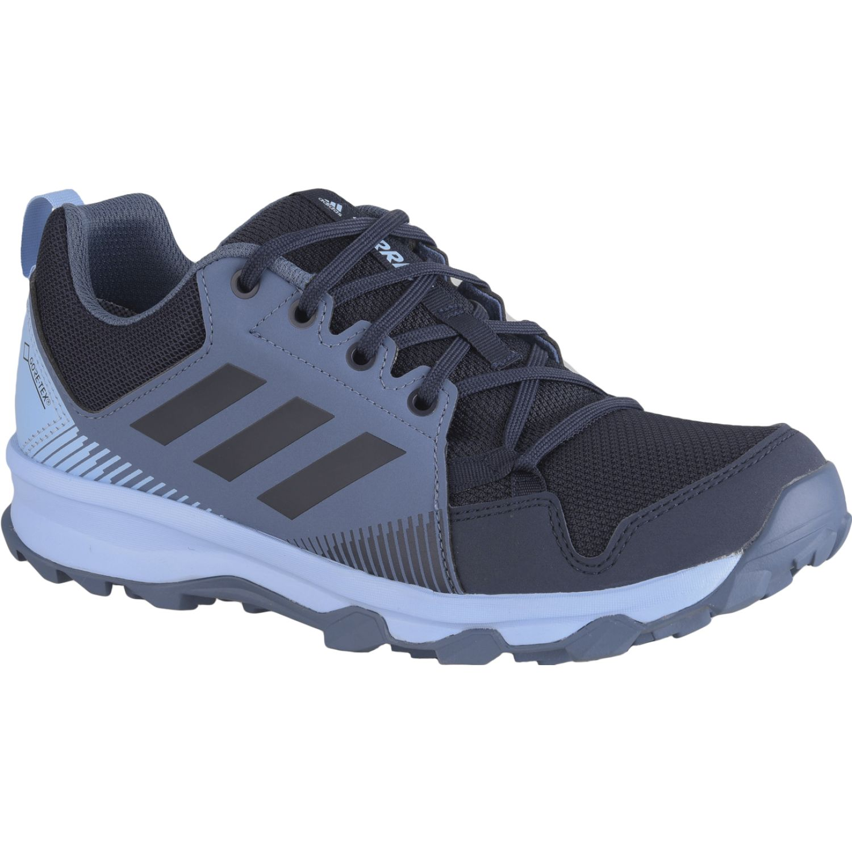 Adidas terrex tracerocker gtx w Plomo / gris Running en pista