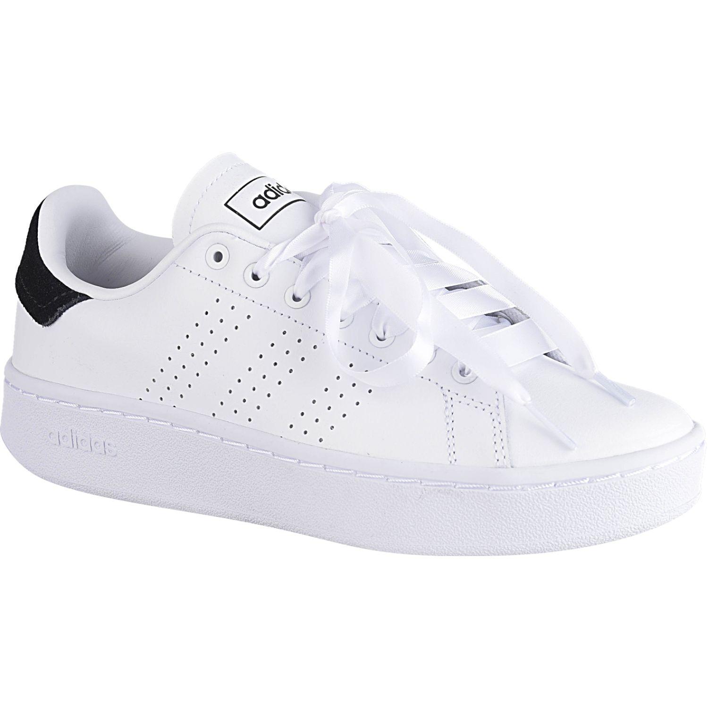 Adidas advantage bold Blanco Mujeres | platanitos.com