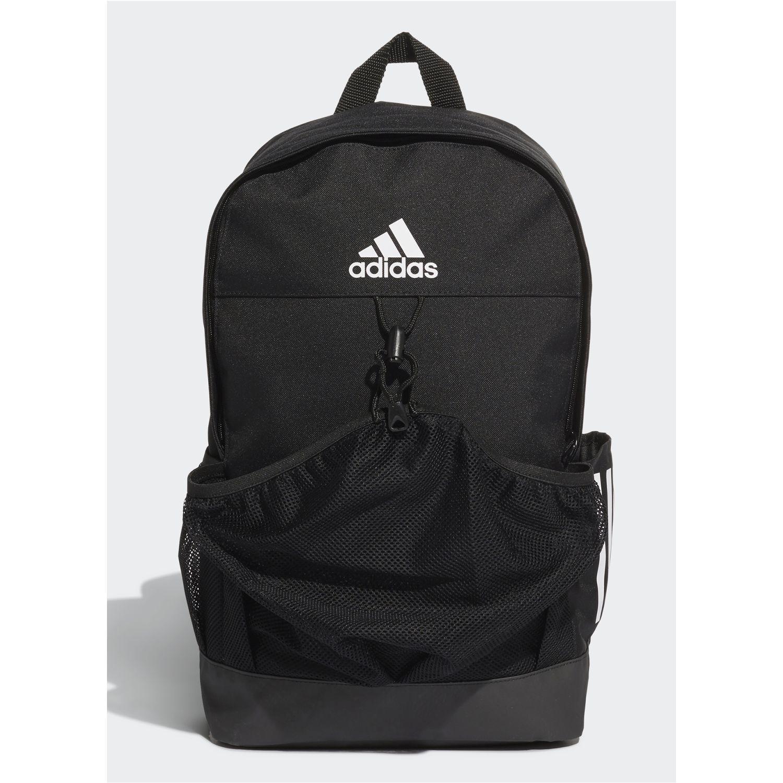 Adidas tiro bp bn Negro / plomo mochilas