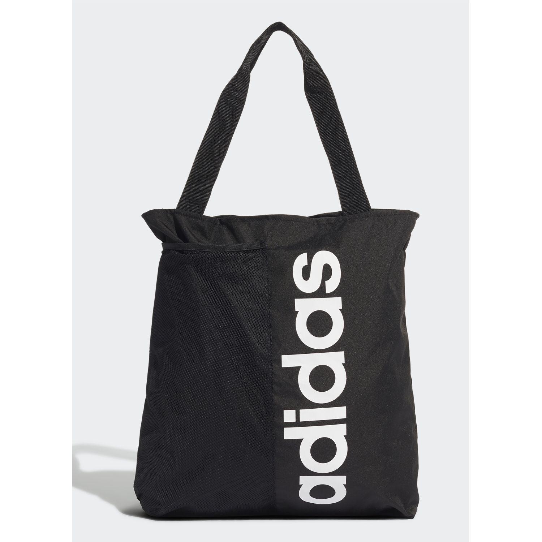Adidas linear tote Negro bolsos de lazo