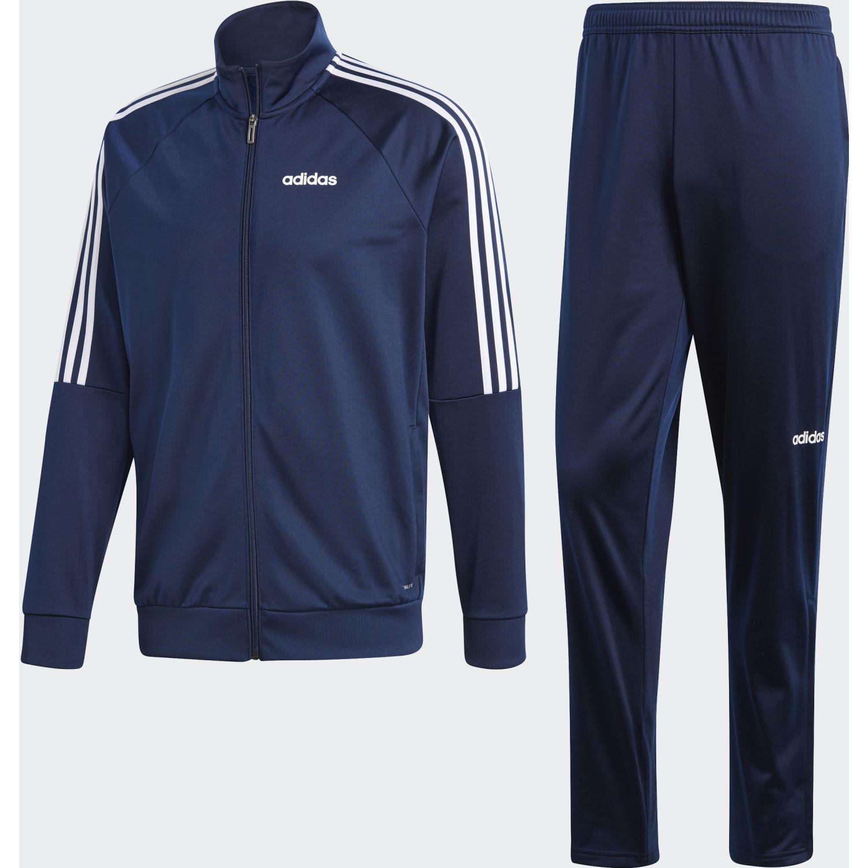Adidas sere19 suit Navy / Blanco Buzos Deportivos
