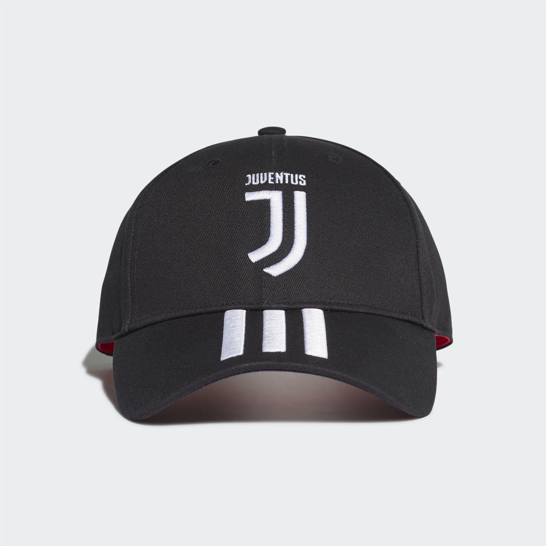 Adidas juve c40 cap Negro / blanco Sombreros y gorras