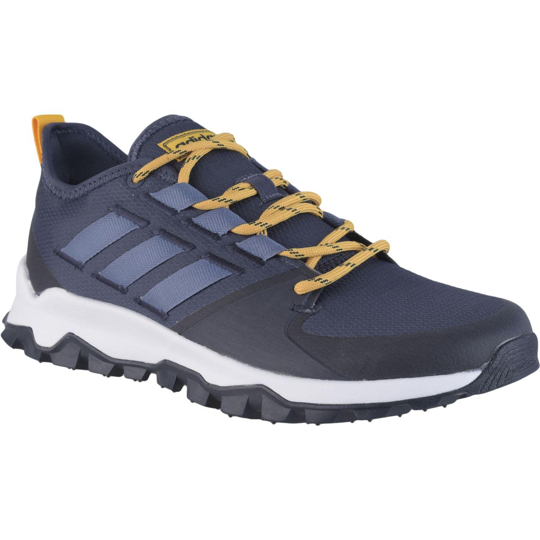 Adidas KANADIA TRAIL Azul / amarillo Running en pista