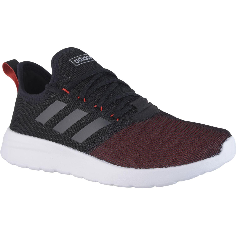Adidas lite racer rbn Negro / vino Running en pista
