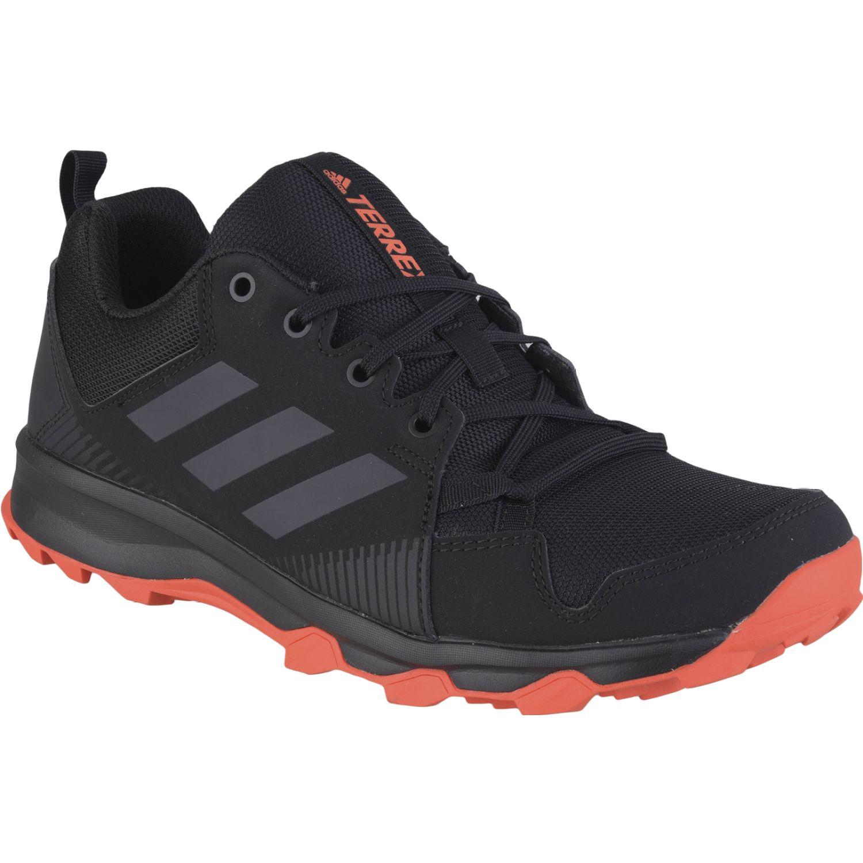 Adidas TERREX TRACEROCKER Negro / naranja Calzado hiking