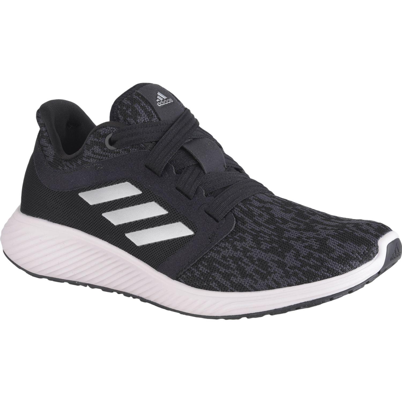 Adidas edge lux 3 w Negro / blanco Running en pista