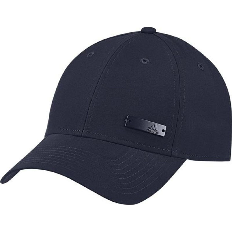 Adidas 6pcap ltwgt met Navy Gorros de Baseball