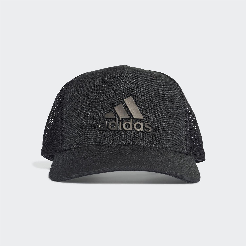 Adidas h90 trucker cap Negro / plomo Gorros de Baseball