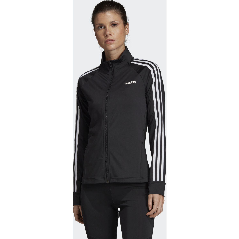 Adidas w d2m 3s tt Negro Hoodies Deportivos