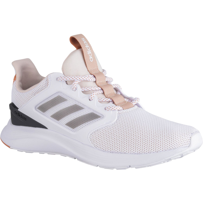 Adidas energyfalcon x Beige / blanco Running en pista