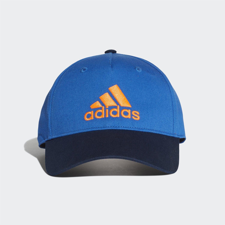 Adidas lk graphic cap Azul / naranja Sombreros y Gorros