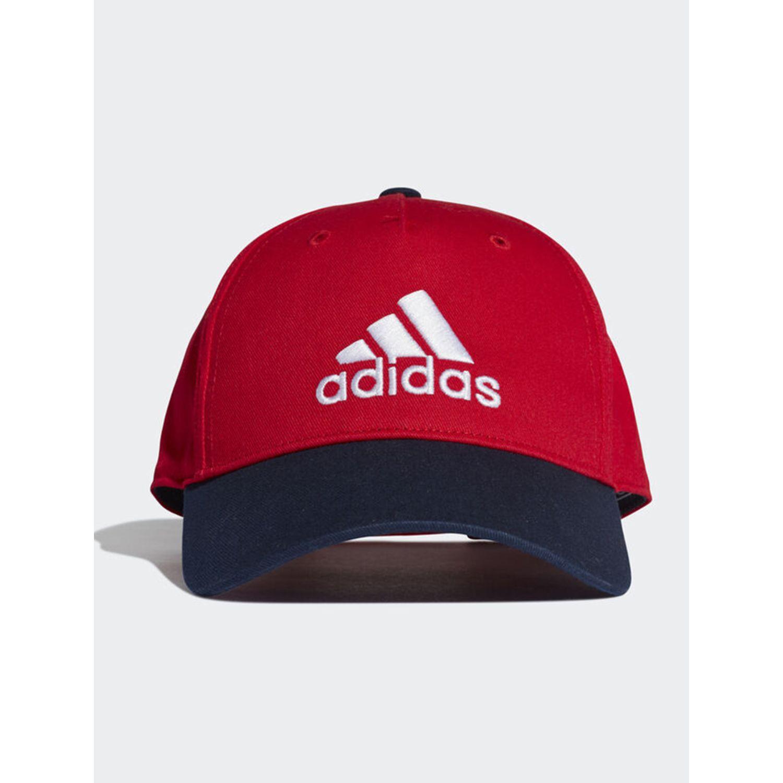 Adidas lk graphic cap Rojo / azul Sombreros y Gorros