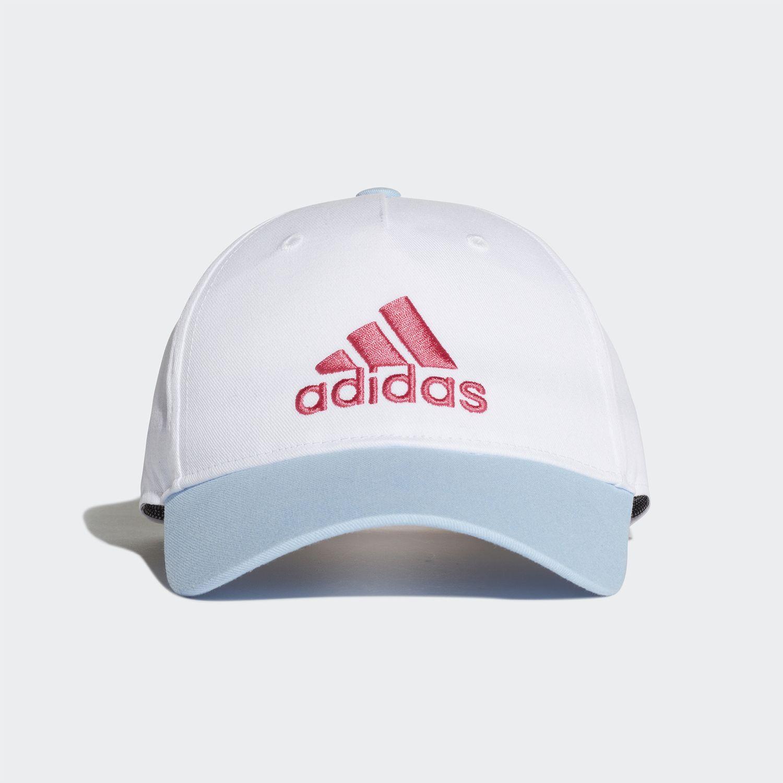 Adidas lk graphic cap Blanco / fucsia Sombreros y Gorros