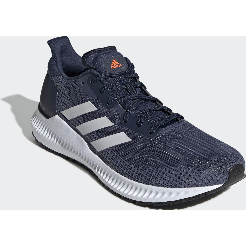 Adidas solar blaze m Azul Running en pista
