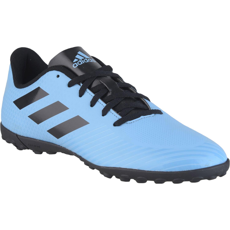 Adidas artilheira iii tf Celeste / negro Hombres