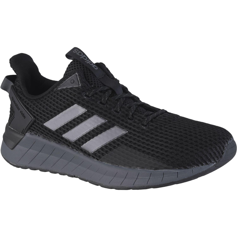 Adidas QUESTAR RIDE Negro Running en pista