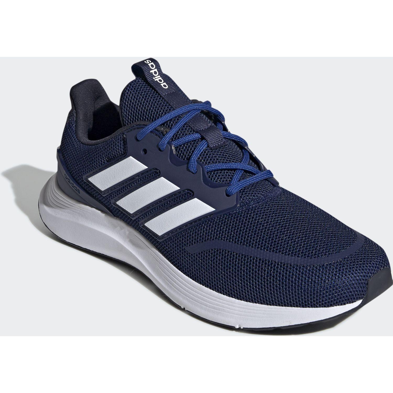 Adidas ENERGYFALCON Azul / blanco Running en pista
