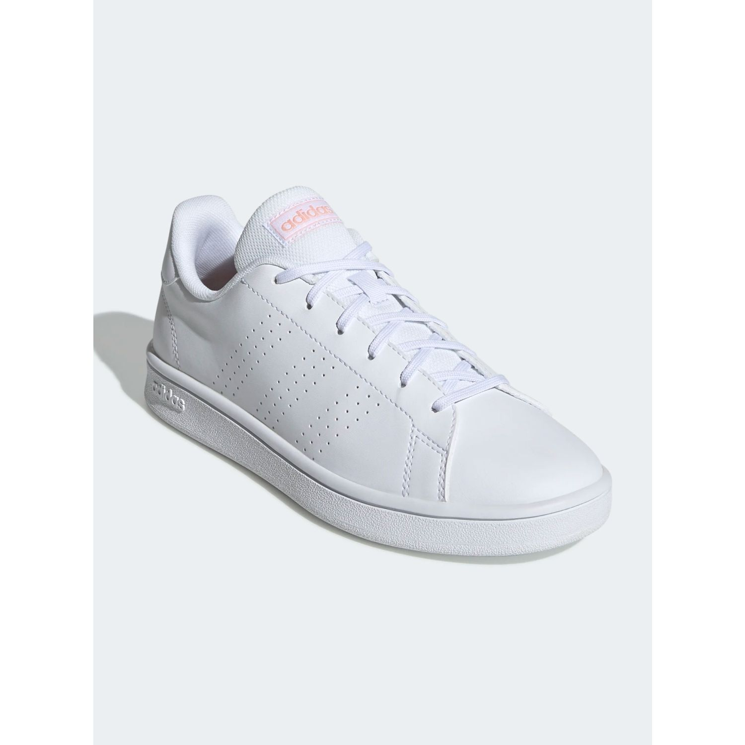 Adidas advantage base Blanco Mujeres | platanitos.com