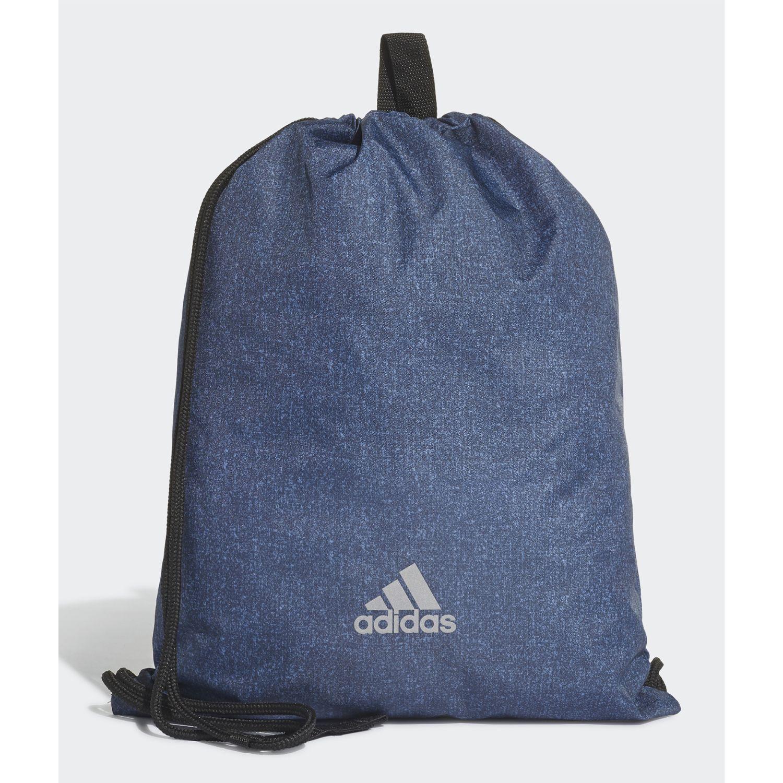 Adidas run  gym bag Azul mochilas