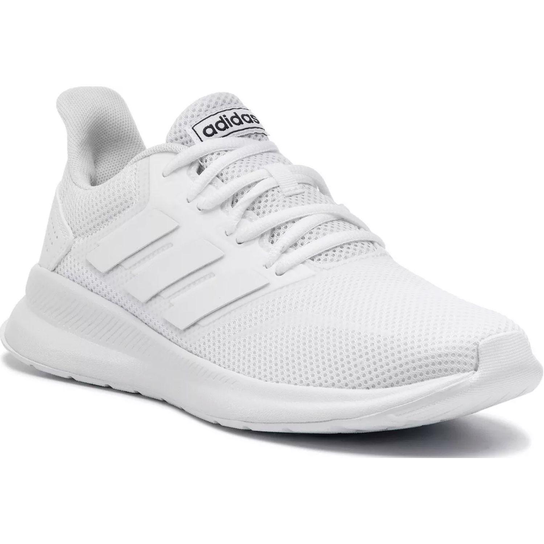 Adidas runfalcon Blanco Trail Running