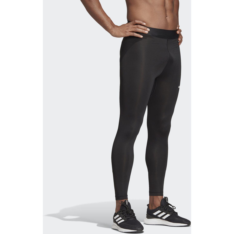 Adidas m d2m lg tight Negro / blanco Pantalones cortos de compresión