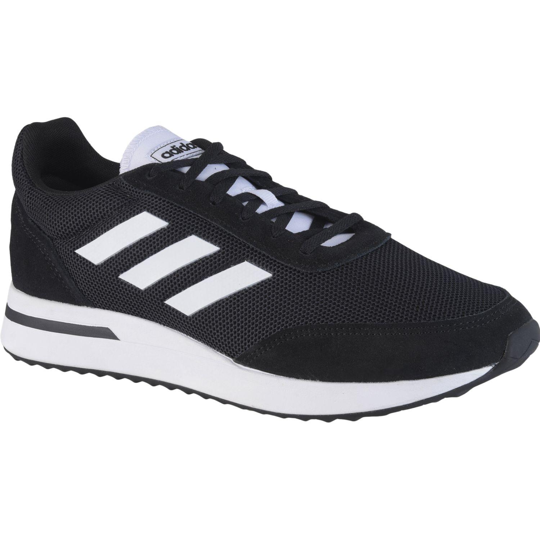 Adidas Run70s Negro / blanco Running en pista