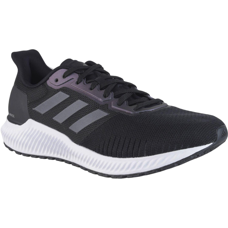 Adidas solar ride m Negro Running en pista