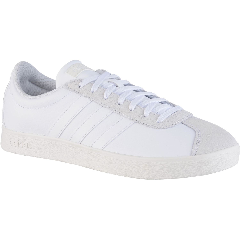 Adidas vl court 2.0 Blanco Hombres