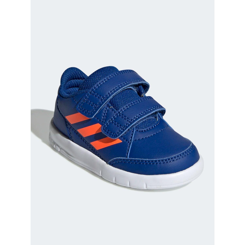 Adidas altasport cf i Azul / naranja Muchachos