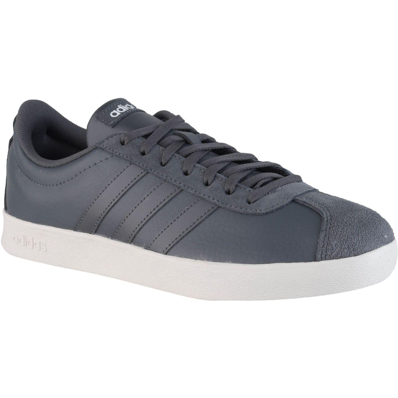 Adidas vl court 2.0 Negro Hombres