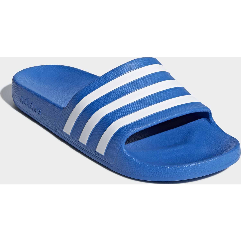 Adidas adilette aqua Azul / blanco Sandalias deportivas y slides
