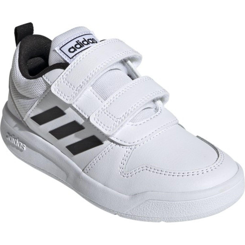 Adidas Tensaur C Blanco / negro Niños