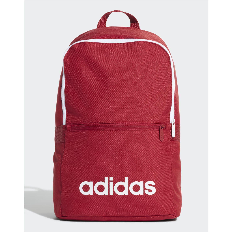 Adidas lin clas bp day Rojo Mochilas Multipropósitos