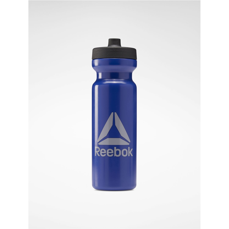 Reebok Found Bottle 750 Azul / negro Botellas de Agua