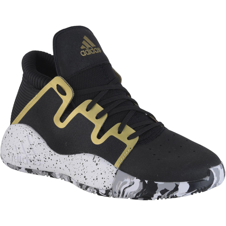 Adidas pro vision j Negro / blanco Muchachos