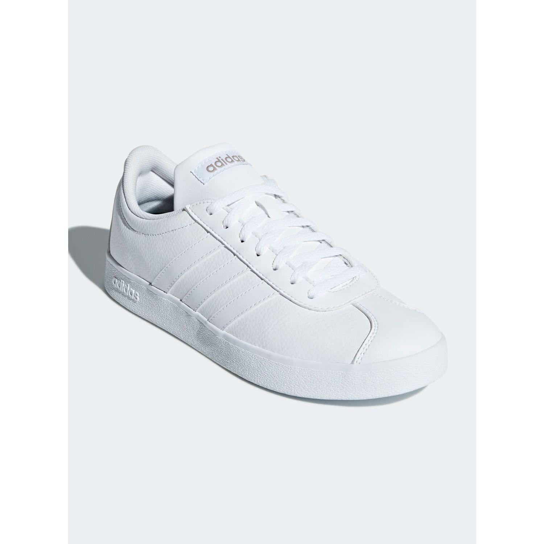 Adidas vl court 2.0 Blanco Mujeres
