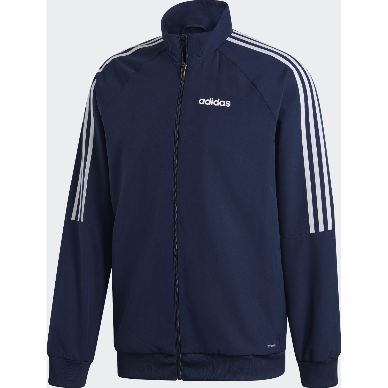 Adidas sere19 pre jkt Navy / Blanco Casacas Ligeras